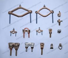 Apple Casting is leading Manufacturer and Exporter of Grounding Products, Earthing and Grounding Products, Grounding Products Supplier, Bronze Grounding Products Supplier.