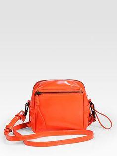 3.1 Phillip Lim - Patent Leather Crossbody Bag - Saks.com  #SaksLLTrip  @Saks Fifth Avenue