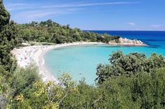 Plage De Canella , Corse