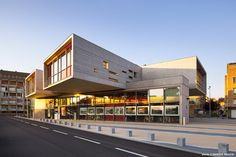 Galeria de Centro Cultural de Sedan / Richard + Schoeller Architectes - 9