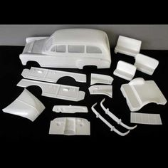 1951 Chevy Station Wagon - Best Model Car Parts