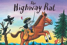 David Tennant will voice The Highway Rat in BBC One special this Christmas