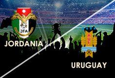 APUSTAS ABIERTAS  REPECHAJE MUNDIAL BRASIL 2013 Jordania Vs Uruguay MIERCOLES 13 DE NOVIEMBRE  www.hispanofutbol.com