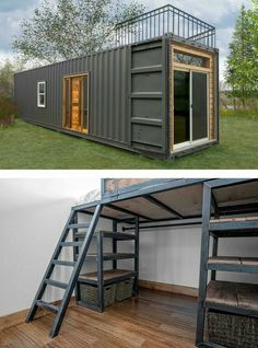 container prefab house