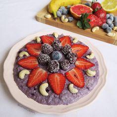 Zabkásakirálynő: Csak 15 kilót akart fogyni, most több tízezren követik Natural Teeth Whitening, Breakfast For Dinner, Acai Bowl, Blueberry, Oatmeal, Healthy, Mountain, Foods, Queen