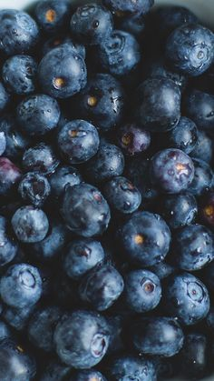Blue Berry Healthy Fruit Eat Food Nature iPhone 6 wallpaper
