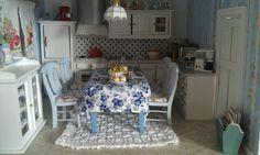 Pääsiäisherkkuja keittiössä