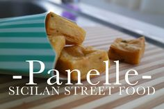panelle palermitane   street food   CasaSuperStar