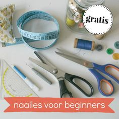 naailes voor beginners button new Sewing Blogs, Sewing Tutorials, Crafts For Kids, Diy Crafts, Sewing School, Diy Clothing, Free Pattern, Crafty, Knitting