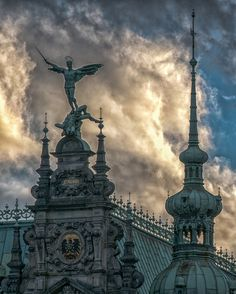 Hamburger Rathaus by Michael HH