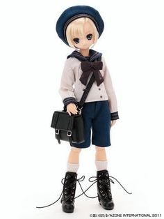 Azone doll small boy