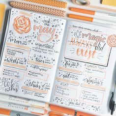 """1,858 Likes, 23 Comments - ˗ˏˋ chase ˎˊ˗ (@studychase) on Instagram: """"One of my favorite spreads! I'll be posting more bujo things because school is pretty much over so…"""""""