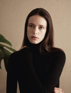 TAKE TWO: STACY MARTIN & SARAH GADON FOR ANOTHER MAGAZINE FW 2014-15 • Minimal . / Visual .