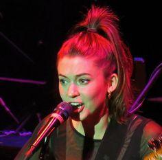 Meg Myers at the Brady Theater Dec 1, 2014