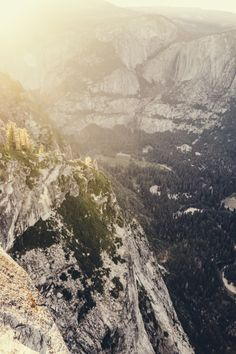 Yosemite National Park. Click for more.