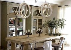 This stunning chandelier will add an elegant touch to your home décor. Use it in your entryway, porch, hallways, dining room or eat-in kitchen. Finished in antiqued white with bluish grey undertones a More