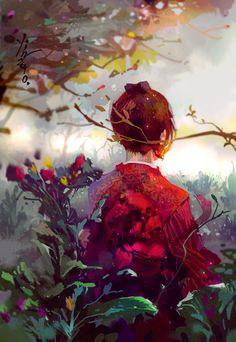 Art by Qian Yi.