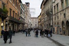 Corso Pietro Vannucci Perugia