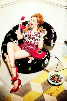 Kylie Minogue March 2014