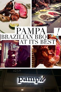 The Good Enuf Mommy: Pampa: Brazilian BBQ at its Best