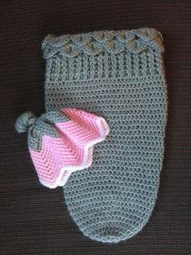 Tiny Pushes: Tulip Hat and Cocoon