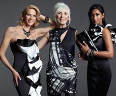 Moda mulheres de mais de 50 anos