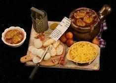 realistic miniature food igma | , miniature doll house food is carefully handmade, highly realistic ...