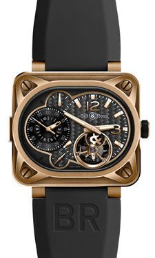 Buy Bell & Ross BR 01 Tourbillon Minuteur Watches, authentic at discount prices. Complete selection of Luxury Brands. All current Bell & Ross styles available. Best Watches For Men, Big Watches, Gents Watches, Luxury Watches, Cool Watches, Rolex Watches, Tourbillon, Instruments, Bell Ross