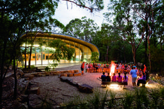 Milson Island Indoor Sports Stadium / Allen Jack+Cottier Architects