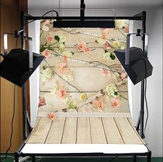 LFEEY Hot Sale Fashion Vinyl Thin Backdrop,Light Photography Background,Wooden Board Wall Floral Portraits Scene Attractive For Photo Studio Props Flower Backgrounds, Photo Backgrounds, Colorful Backgrounds, Studio Backdrops, Vinyl Backdrops, Fabric Backdrop, Flower Backdrop, Background For Photography, Photography Backdrops