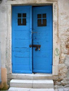 La porta turchese