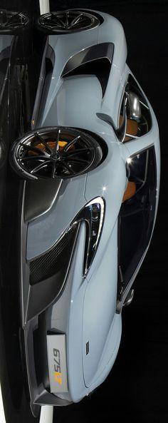 McLaren 675LT by Levon