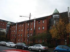 Murray Hall, Strathclyde University