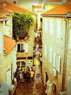 Old Budva - Budva, Montenegro
