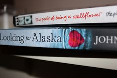 perks of being a wallflower  looking for alaska