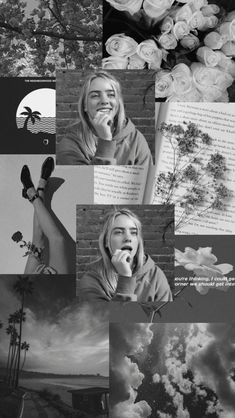 Lockscreen made by copycattie on billie eilish dylan sprouse elcin sangu Billie Eilish, Gray Aesthetic, Aesthetic Collage, Aesthetic Iphone Wallpaper, Aesthetic Wallpapers, Videos Instagram, Dylan Sprouse, Six Feet Under, Album Cover