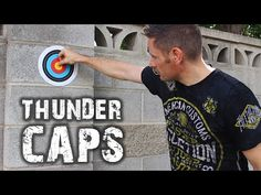 How To Make Thunder Caps - YouTube