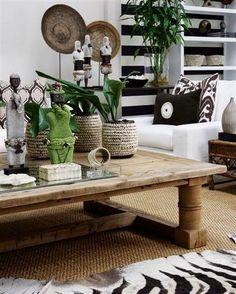 African decor  Www.africaandbeyond.com