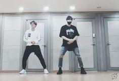 BTS - J-Hope & Jungkook dance Baepsae