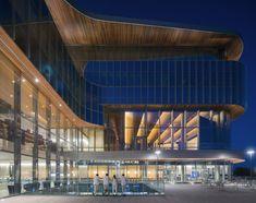 Kellogg School, Chicago Skyline, Site Plans, Famous Architects, Atrium, Lake Michigan, Architecture Design, Stairs, Management