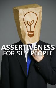 Personality and health are connected. Shy people get more colds, but they can overcome this trait through Assertiveness Therapy.