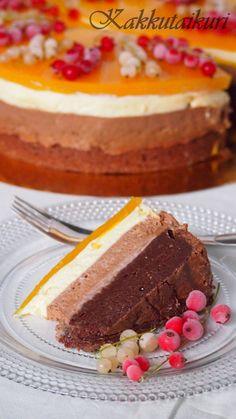 Kakkutaikuri: Syksyinen suklaamoussekakku