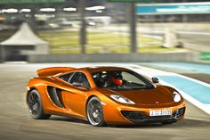 McLaren in Abu Dhabi Photos