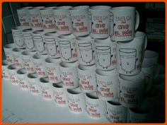 Tazas Publicitarias | #Mugs_Personalizados