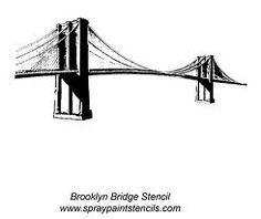 brooklyn bridge drawing - Google Search