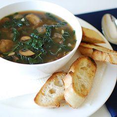 A whimsical, hearty, healthy soup for those cold, lingering winter nights!