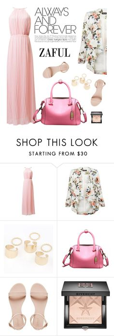 """Zaful 43/3"" by merima-kopic ❤ liked on Polyvore featuring New Look, Givenchy and zaful"