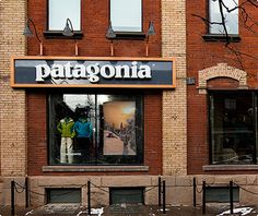 Patagonia in Toronto, ON