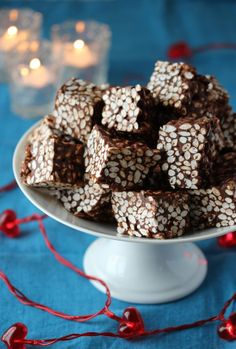 Sarah Bernhardt i langpanne - krem. Christmas Sweets, Christmas And New Year, Christmas Holidays, Norwegian Christmas, Norwegian Food, Candyland, Sweet Treats, Food And Drink, Cooking Recipes