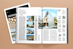 Features at IL – Idee e Lifestyle del Sole 24 ORE on Behance